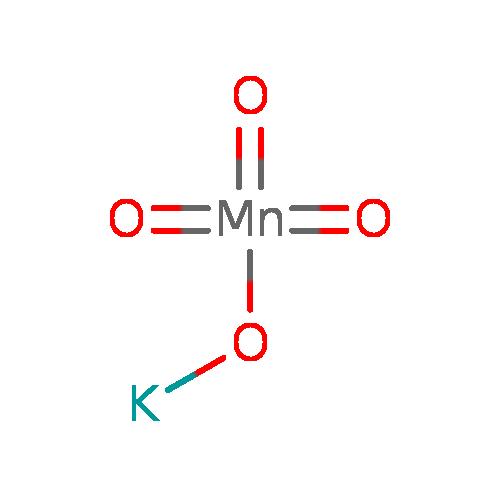 T3db Potassium Permanganate