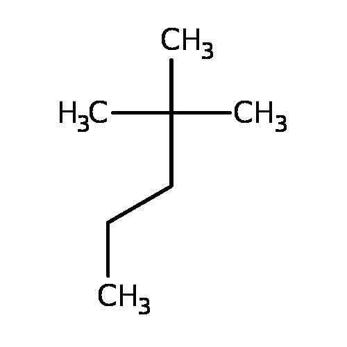 T3db 2 2 Dimethylpentane