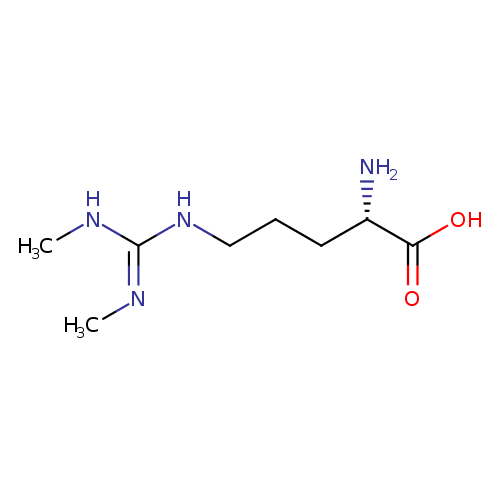 T3DB: Symmetric Dimethylarginine